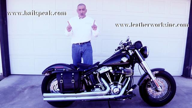 Saddlebags For Harley Davidson  Inserts
