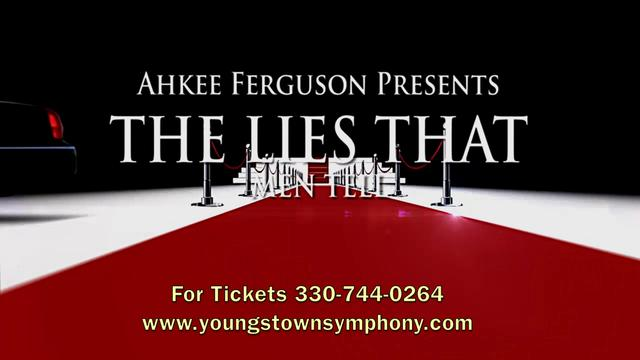 Ahkee Ferguson Presents.. The Lies That Men Tell, TV Commercial Airing on BET, TV ONE, TNT, TBS, FOX,