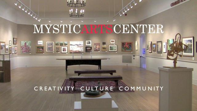 Mystic Art Center Wedding VIDEO Mystic CT Weddings