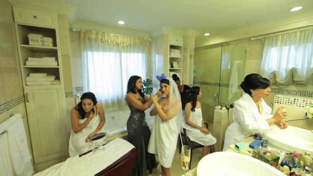 HARLEM SHAKE (Saralina's Wedding Edition)