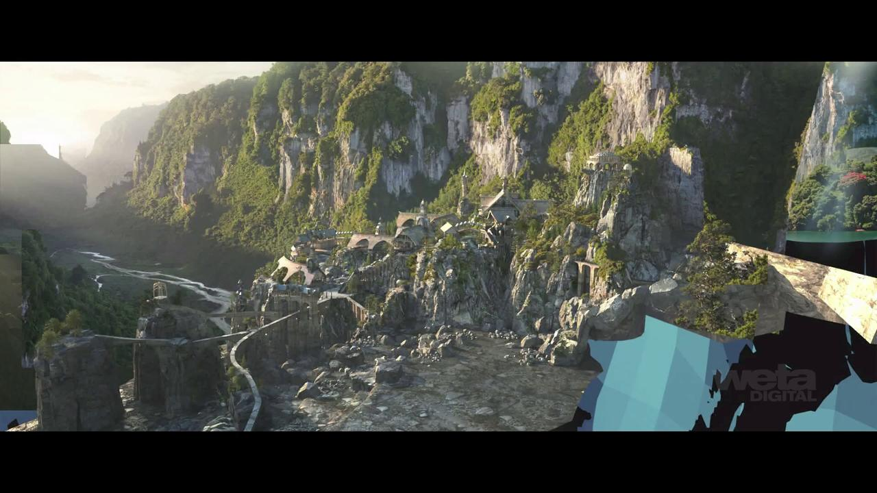 Making of The Hobbit by Weta Digital - HD