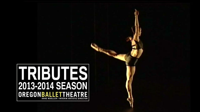 Oregon Ballet Theatre 2013-14 Season Announcement