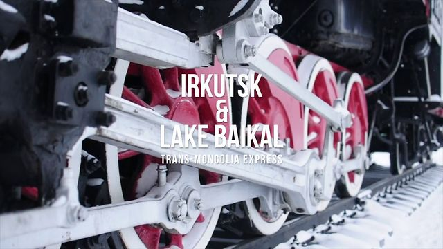 Irkutsk & lake Baikal