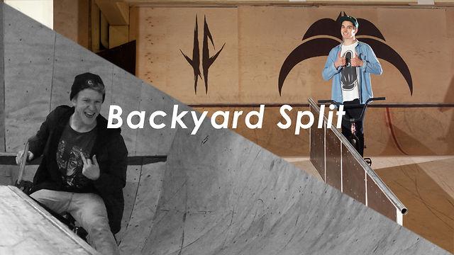 Backyard Split