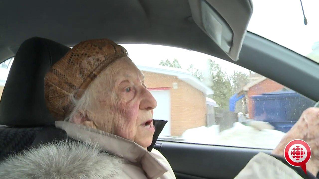 : Claire Sigouin, 97 ans