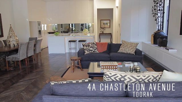Property Video - 4A Chastleton Avenue, Toorak