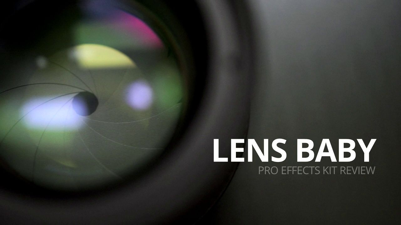 Lensbaby Pro Effects Kit Review