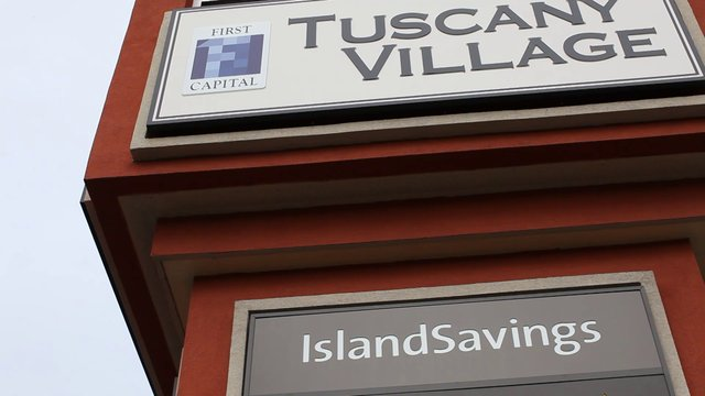 Island Savings Tuscany Village Grand Opening