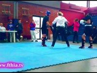 Cougar Kick Boxing Championship-The Final Fight.Final 69 kg.Larisa/Greece.17/2/2013.