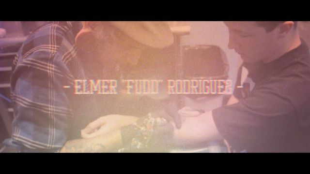 "Elmer ""Fudd"" Rodriguez - Tattoo Artist Profile Pt. 1"