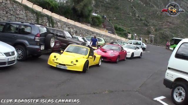 Reunión Dreams Cars Club Canarias & Club Roadster Islas Canarias  -  TENERIFE