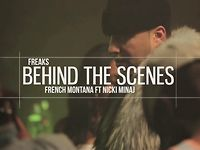French Montana - Freaks (ft. Nicki Minaj) (Making Of)