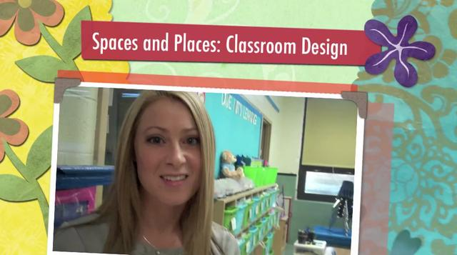 Spaces and places classroom design on vimeo for Spaces and places