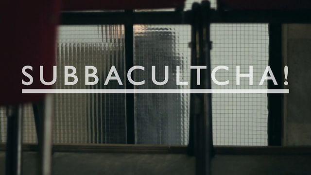 Suuns at Subbacultcha! HQ