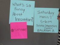 What's So Funny About Innovation? #SXFunny