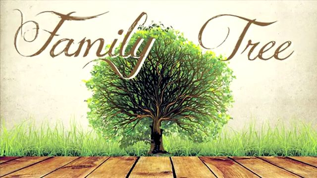 Family Tree: Week 2 | Shawn Lovejoy