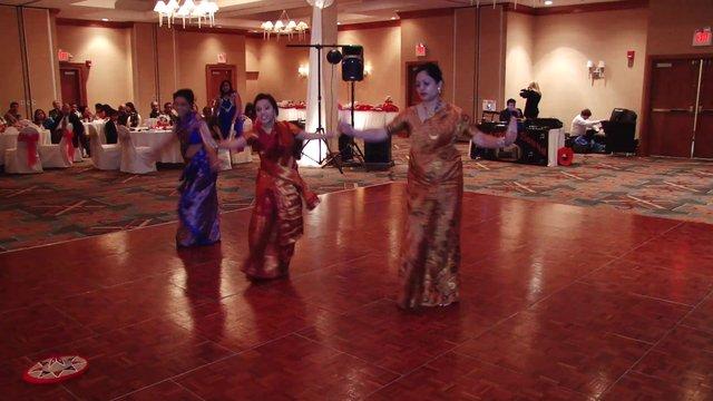 Bisen bihu dance