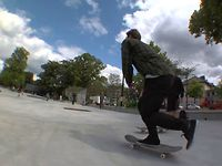 Marty's European Lipslide