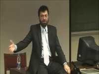 Dr. Tariq Banuri Talk on The Right and Wrong Ways of Addressing the Energy Challenge