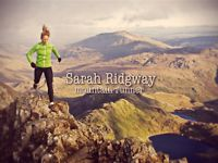 Sarah Ridgway - Mountain runner
