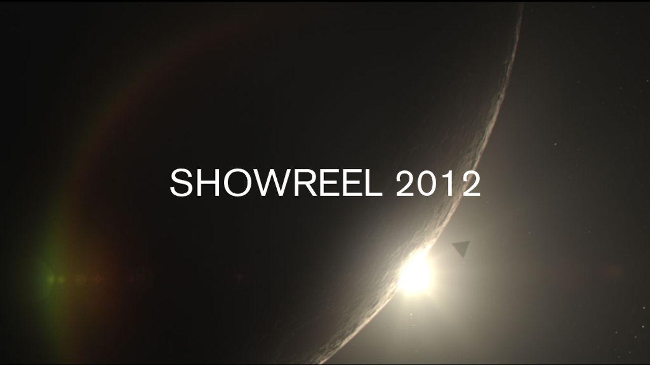 MACHINE MOLLE / Showreel (2012)