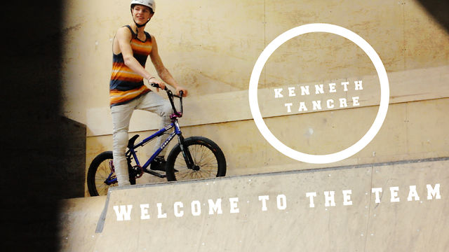 Kenneth Tancre - Welcome To The Team