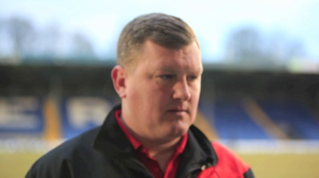 Post match interview with Margy  - FC United&#039;s 1- 0 win over Ilkeston