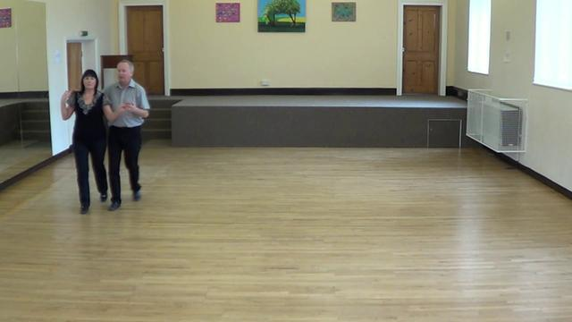 TORNADO TWISTER  ( western Partner Dance )