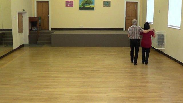 NATHAN'S WAGON   ( Western Partner Dance )