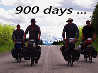 900 days of adventures and challenges around the world