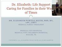 Dr. E on call for families in their worst of times