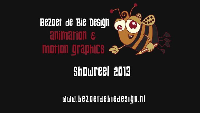 Showreel 2013