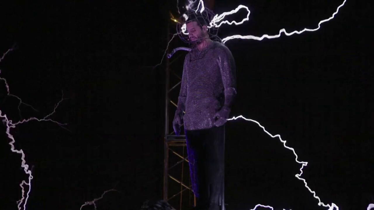 David Blaine 'Electrified'