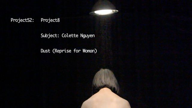Project8: Dust (Reprise For Woman)