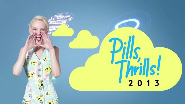 Claire Inc Presents: PILLS, THRILLS Collection 2013