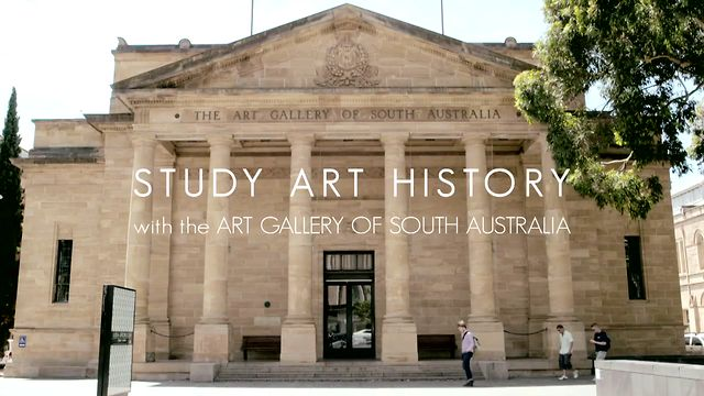 Art Gallery of South Australia - Study Art History