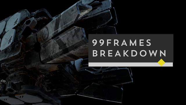 Breakdown for 99Frames - *Flying Leaf