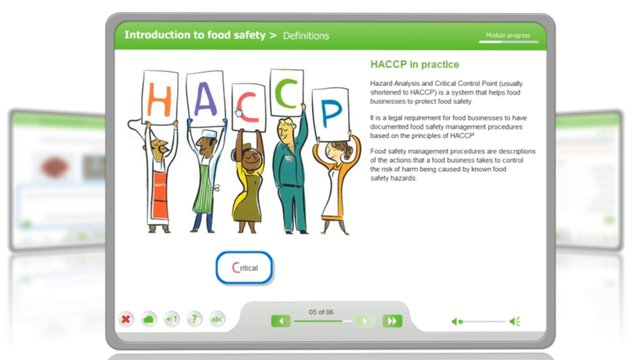 CIEH eLearning - Level 2 Food Safety