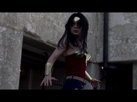 Female Super Hero Fan Film