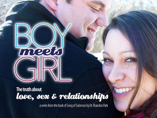 Boy and Girl She Said
