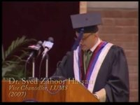 LUMS Convocation 2007