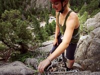 Rock Climbing Basics 12: Knots for Abseiling