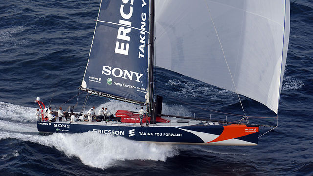 Ericsson Business Presentation - Opening Racing Sequence