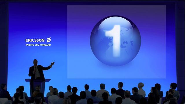 Ericsson Services Ltd, Strategy Employee Presentation – Closing Animation Sequence