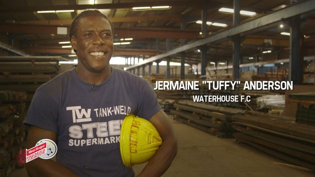 "Feature#21-Jermaine ""Tuffy"" Anderson"