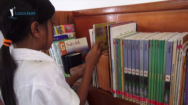 February 2013: Library Project in Cambodia