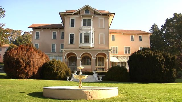 San Mateo County History Stories - Ralston Hall Mansion