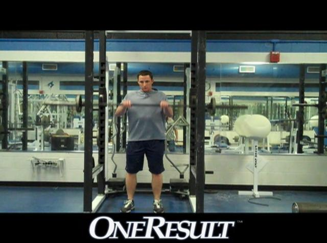 Reverse Barbell Curls