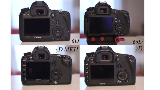 6D Review + Comparison Video
