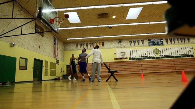 Dashawn Freeman - Professional Basketball Trainer